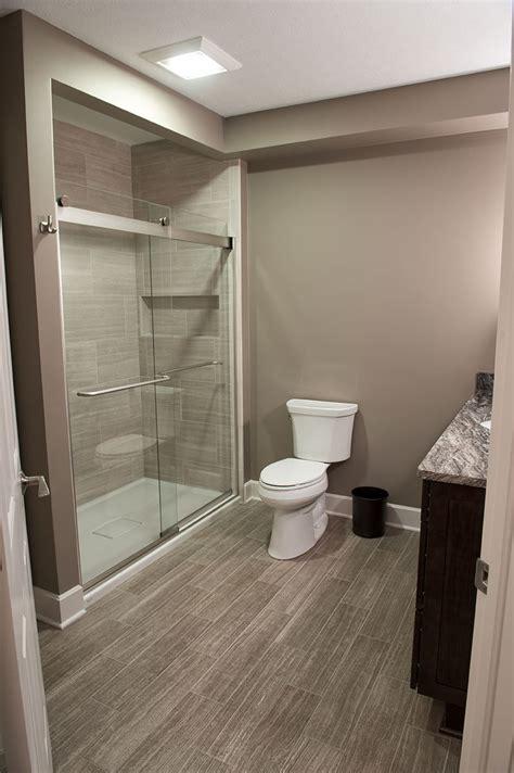 Modern Bathroom Remodels by Bathroom Design Photos Cleveland Oh Hurst Remodel