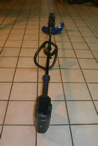 Battery operated weed eaters come in different types, and they are easier to use than gas or electric ones. Kobalt 40-Volt 40Vmax Cordless String Trimmer kst120x-06 baretool working 618125293643 | eBay
