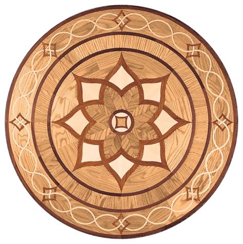 floor medallion designs oshkosh designs arizona inlay medallion contemporary hardwood flooring milwaukee by