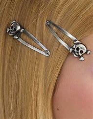 Skull Hair Accessories