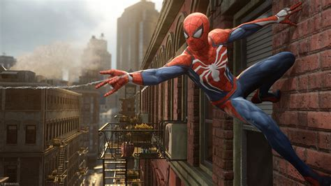 2048x1152 Spiderman Ps4 2016 Game 2048x1152 Resolution Hd