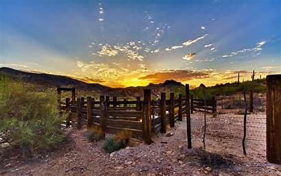 Arizona Phoenix Wallpapers Sunset Background Resolution
