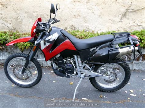 2002 Ktm Lc4 640 For Sale In Grants Pass Oregon 97526