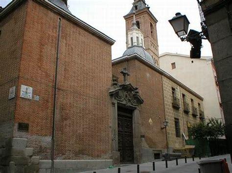 la iglesia de san nicolas de los servitas  oldest church  madrid