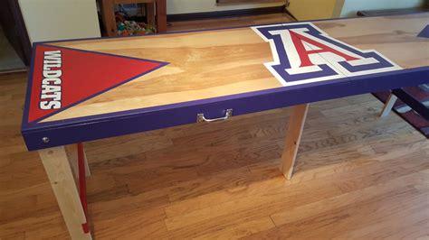 custom logo ping pong table custom beer pong tables aca custom woodworking