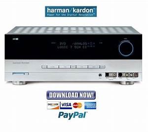 Harman Kardon Avr146 Service Manual  U0026 Repair Guide