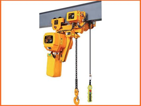 Electric Hoist Motor by Electric Motor Hoist Different Types Of Electric Hoists