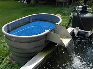 100 best images about Pond Bog filter ideas and designs on ...