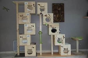 Arbre à Chat Fait Maison : bientot une petite ragdoll a la maison qui en a un page 2 chats forum animaux ~ Melissatoandfro.com Idées de Décoration