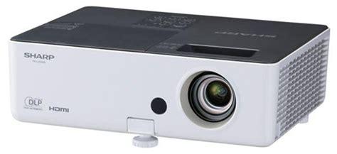 sharp projectors sharp pg lx dlp projector