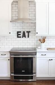 3 easy kitchen diys popsugar home With kitchen cabinets lowes with papier peint etoile
