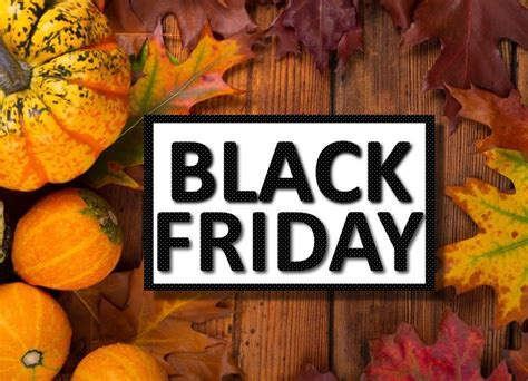 Thanksgiving Black Friday
