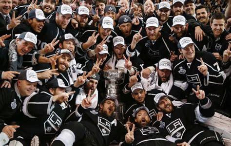 Faites d'eurosport votre destination pour les dernières infos football. Kings crowned Stanley Cup champs | The London Free Press