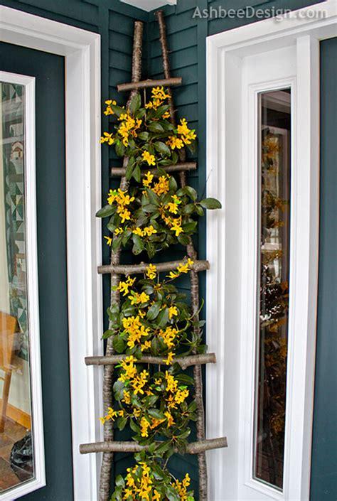 diy decorating ideas  spring   front porch