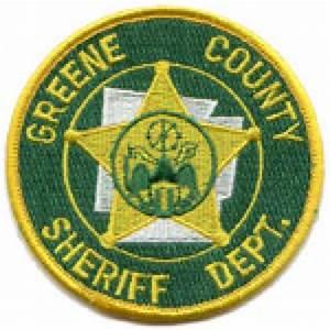 Deputy Sheriff Park Franklin Williams, Greene County ...