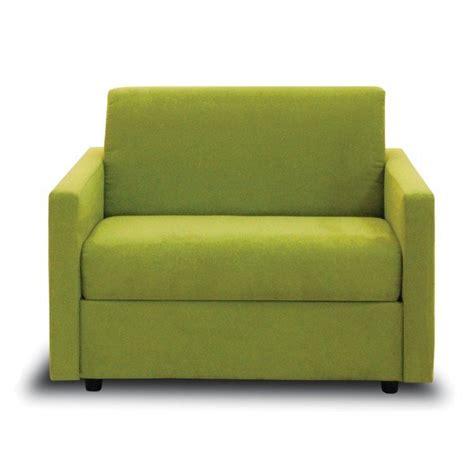 canapé lit 1 personne fauteuil convertible meubles et atmosphère