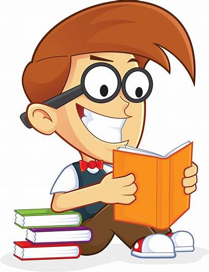 Reading Books Clipart Animated Clip Transparent Library