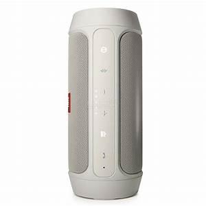 Portable wireless speaker Charge 2+, JBL, CHARGE2PLUSGRAYEU