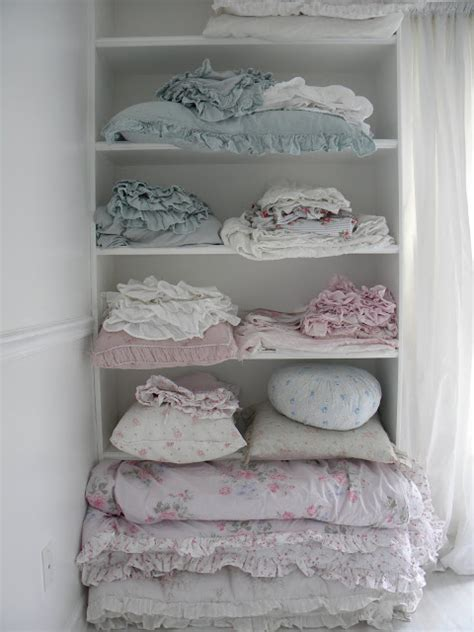 not shabby usage simply me a place for all my linens when not in use