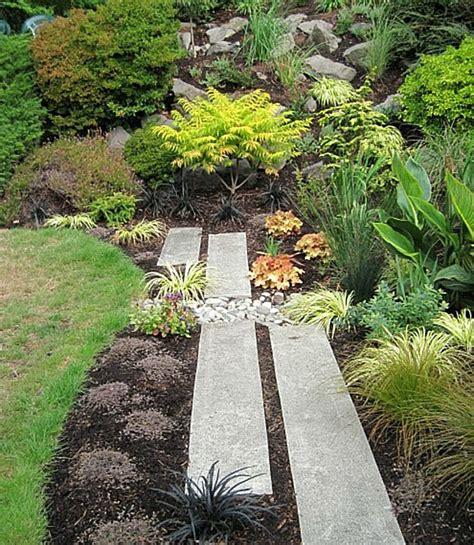 terrassengestaltung mit pflanzen 53 erstaunliche bilder gartengestaltung mit steinen