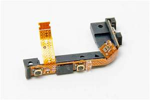 Hp Touchpad Volume Power Button Assembly