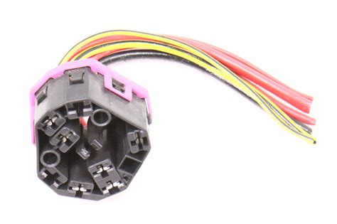 Ignition Wiring Harness Plug Pigtail Connector Passat