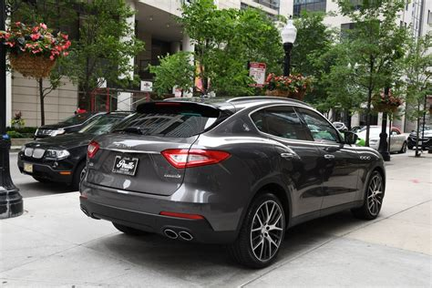Used Maserati Chicago by Used 2018 Maserati Levante S S For Sale Special Pricing
