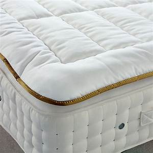buy vispring heavenly mattress topper john lewis With buy a mattress topper