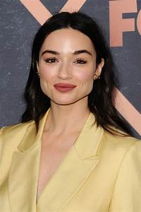 Crystal Reed – FOX Fall 2017 Party in LA