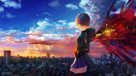 Tokyo Wallpaper Anime - fondos de pantalla 1920x1080 px anime chicas anime