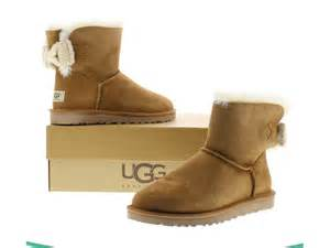 ugg mini bailey knit bow sale ugg boots mini bailey bow sand