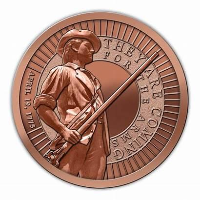 Coins Forbidden Copper Militia Knowledge Coin