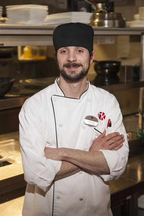cuisine de chefs class act welcomes chef de cuisine