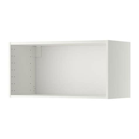 metod structure 233 l 233 ment mural blanc 80x37x40 cm ikea