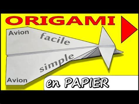 comment faire un avion en papier comment faire un avion en papier qui vole tr 232 s bien et longtemps papier facile origami avion