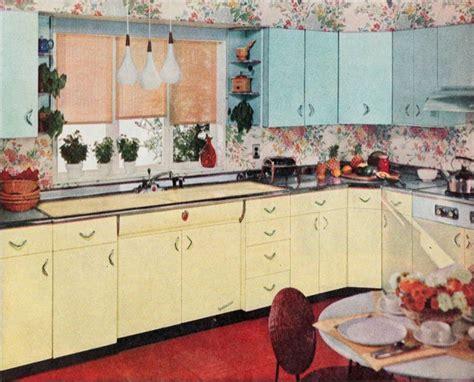 california kitchen design 50s retro kitchens 1956