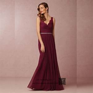 maroon bridesmaid dress reviews online shopping maroon With maroon dresses for wedding
