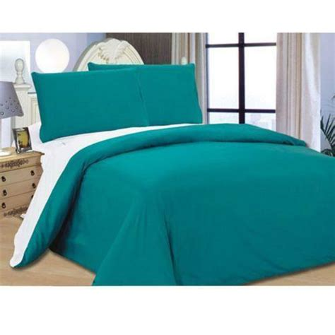 Teal Duvet Cover King by King Duvet Cover Teal Ebay