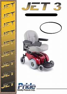 Pride Mobility Jet 3 Ultra Wheelchair Owner U0026 39 S Manual Pdf