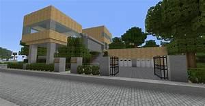 Comment Construire Une Maison Dans Minecraft. tuto2 comment ...