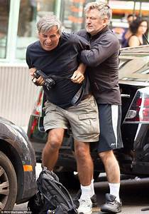 Alec Baldwin Has Another Fight With Paparazzo On New York