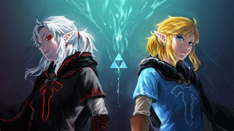 The Legend Of Zelda Fanart Music Video ~viva La Vida