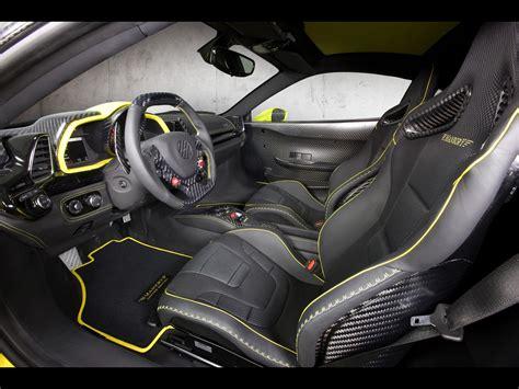 2018 Mansory Ferrari 458 Italia Siracusa Interior