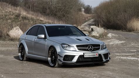 Supercharged Amg C63 Black Series