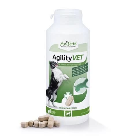 aniforte agility vet nahrungsergaenzung hund guenstig im