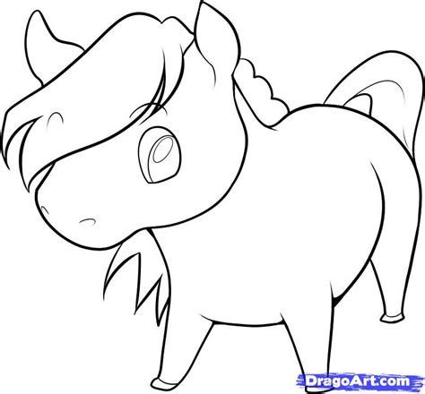 easy horse step  farm animals   drawing