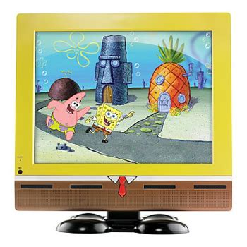 Memorex NLT9151-SB SpongeBob SquarePants 15 LCD TV with ...
