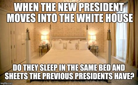 White House Hotel Bedroom