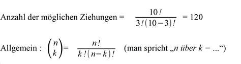 kombinatorik und wahrscheinlichkeit lernpfad