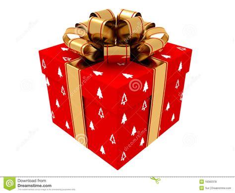 Christmas Gift Stock Photo. Image Of Detail, Macro